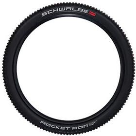 "SCHWALBE Rocket Ron Super Race Evolution Folding Tyre 29x2.10"" TLE Addix Speed, black"